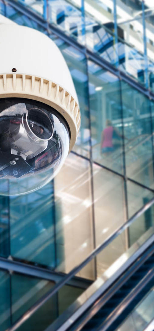 CCTV kamery Londyn